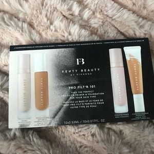 Fenty Beauty Foundation Samples